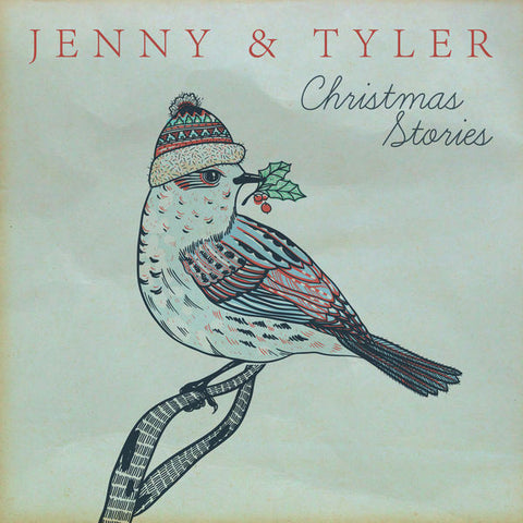 Jenny & Tyler: Christmas Stories CD