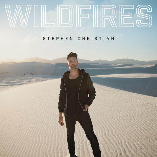 Stephen Christian: Wildfires CD