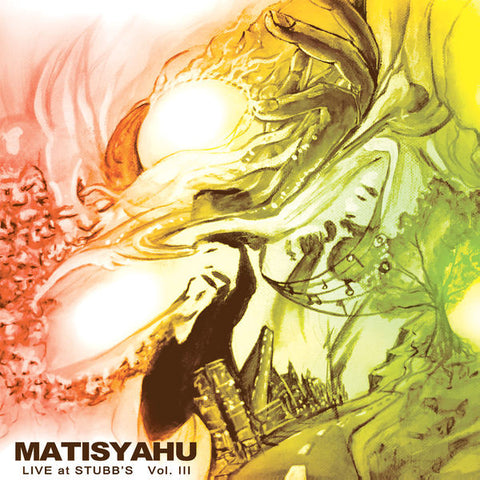 Matisyahu: Live At Stubb's Vol. 3 CD