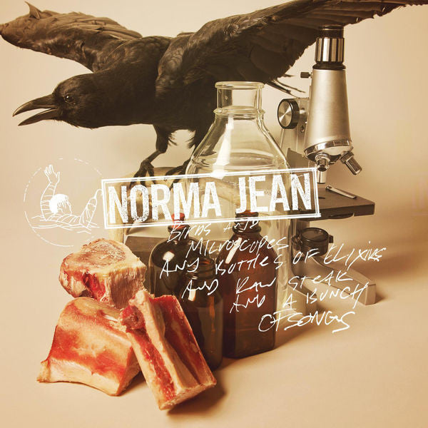 Norma Jean: Birds And Microscopes... 3-CD Set