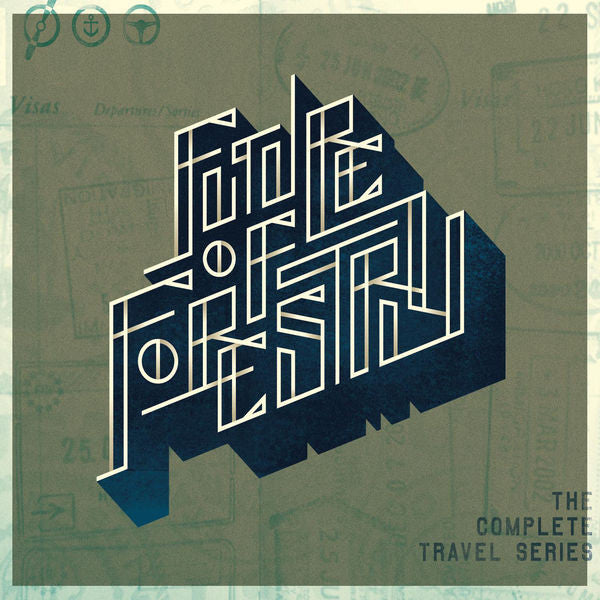 Future of Forestry: The Complete Travel Series CD