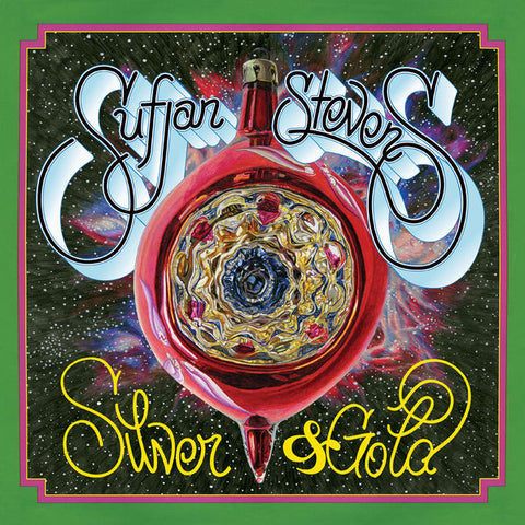 Sufjan Stevens: Silver & Gold 5-CD Box Set