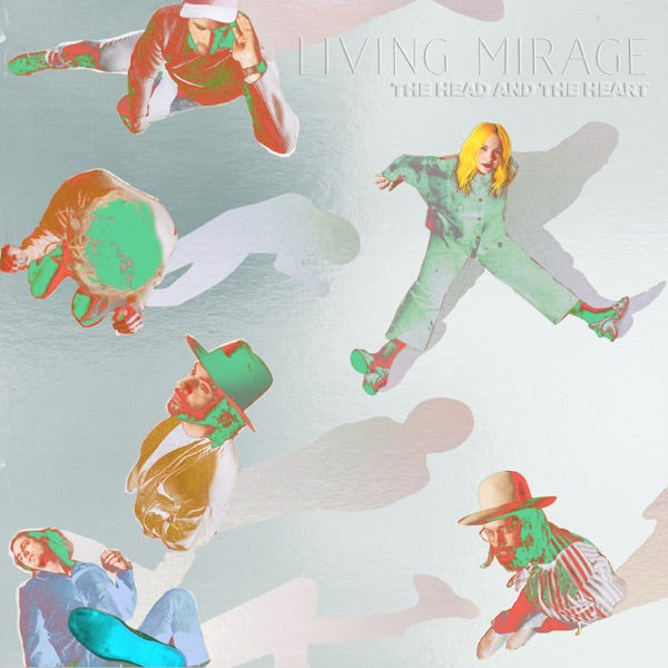 The Head and the Heart: Living Mirage - The Complete Recordings Vinyl