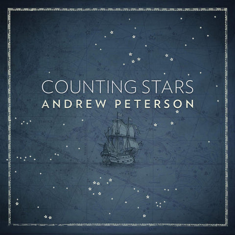 Andrew Peterson: Counting Stars CD