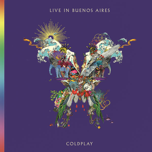 Coldplay: Live In Buenos Aires CD