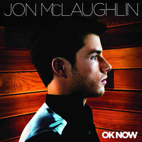 Jon McLaughlin: Ok Now CD
