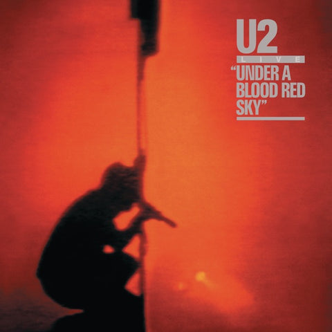 U2: Under A Blood Red Sky Vinyl LP (Remastered)