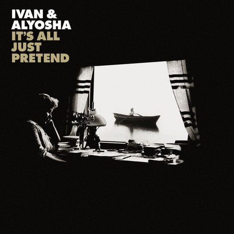 Ivan & Alyosha: It's All Just Pretend CD
