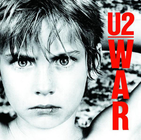 U2: War CD (Re-Mastered)