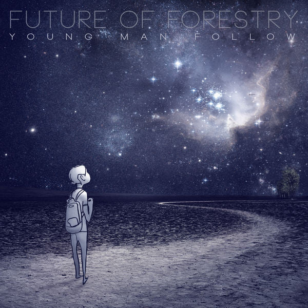 Future of Forestry: Young Man Follow CD