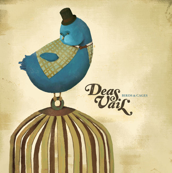 Deas Vail: Birds & Cages CD
