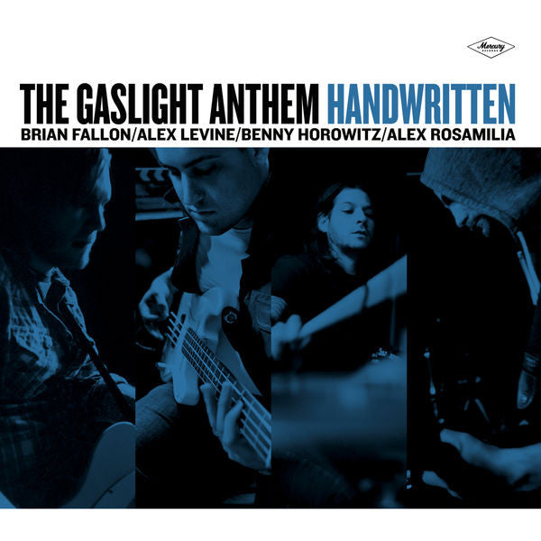 The Gaslight Anthem: Handwritten Deluxe Edition CD