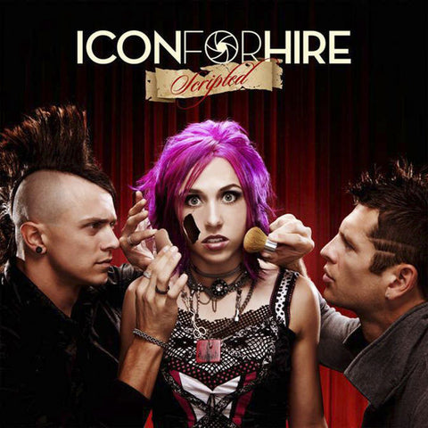 Icon For Hire: Scripted CD