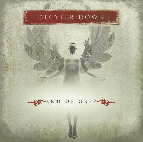 Decyfer Down: End of Grey CD