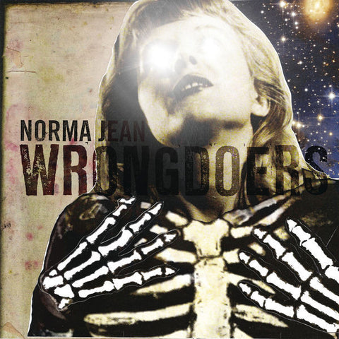 Norma Jean: Wrongdoers CD