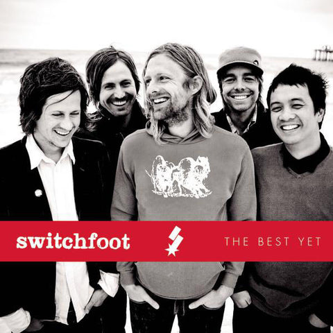 Switchfoot: The Best Yet CD