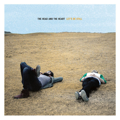 The Head and the Heart: Let's Be Still CD