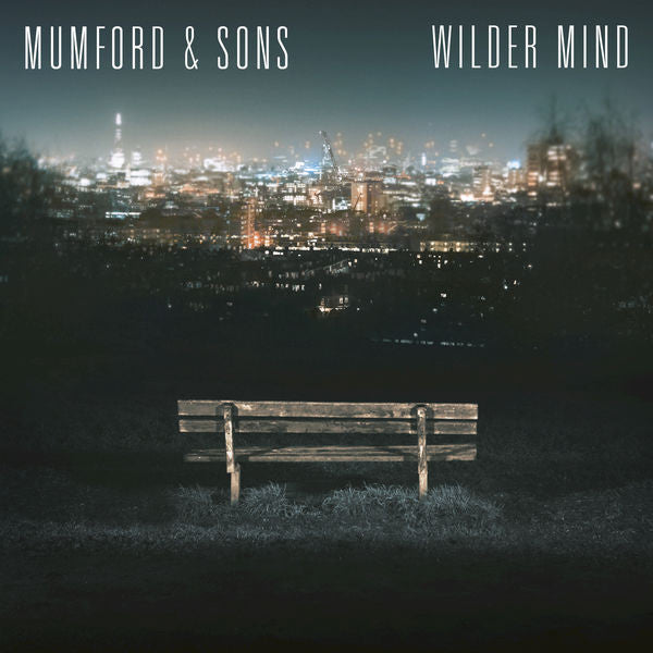 Mumford & Sons: Wilder Mind Deluxe CD