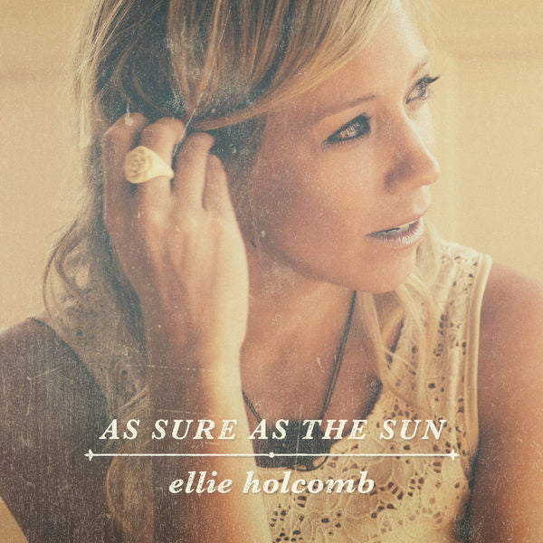 Ellie Holcomb: As Sure As the Sun CD