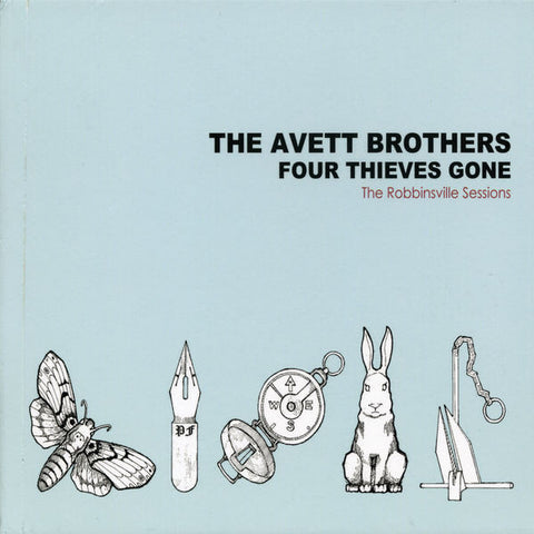 The Avett Brothers: Four Thieves Gone - The Robbinsville Sessions CD