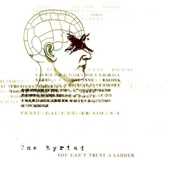 The Myriad: You Can't Trust A Ladder CD