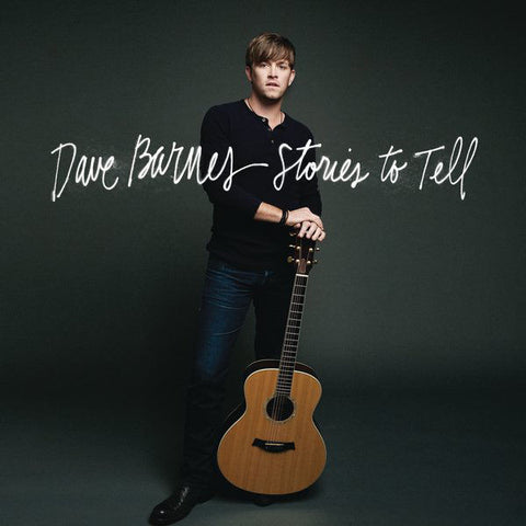 Dave Barnes: Stories To Tell CD