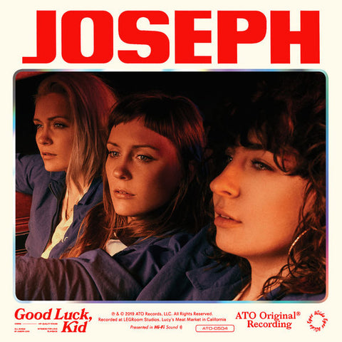 Joseph: Good Luck, Kid Vinyl LP