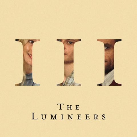 The Lumineers: III Vinyl LP