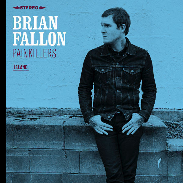Brian Fallon: Painkillers Vinyl LP