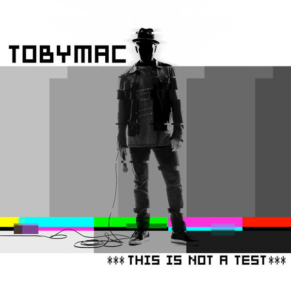 Tobymac: This Is Not A Test Deluxe Vinyl LP