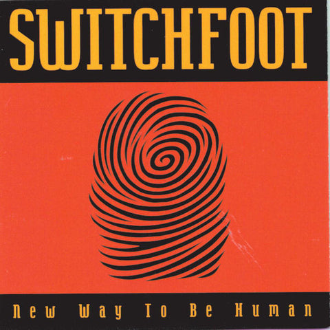 Switchfoot: New Way to be Human CD