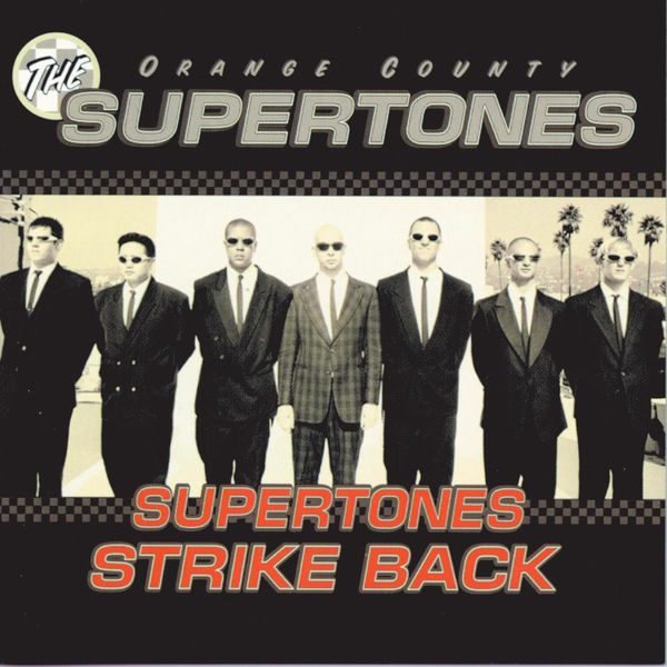 The O.C. Supertones: Supertones Strike Back Red Vinyl LP