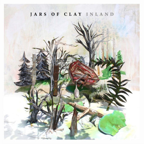 Jars of Clay: Inland CD