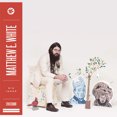 Matthew E. White: Big Inner CD