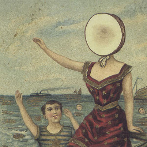 Neutral Milk Hotel: In The Aeroplane Over The Sea CD