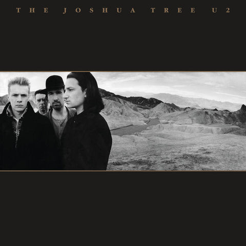 U2: The Joshua Tree Re-Mastered CD