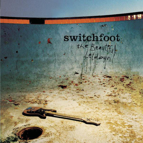 Switchfoot: Beautiful Letdown Vinyl (half blue / half clear)