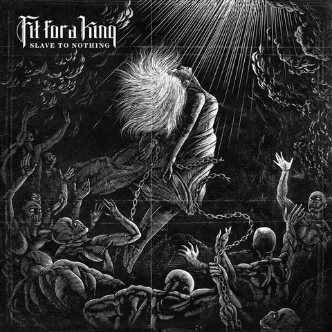 Fit For A King: Slave to Nothing CD