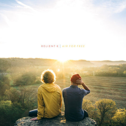 Relient K: Air For Free Vinyl LP