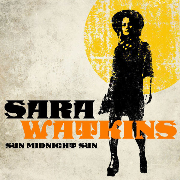 Sara Watkins: Sun Midnight Sun CD