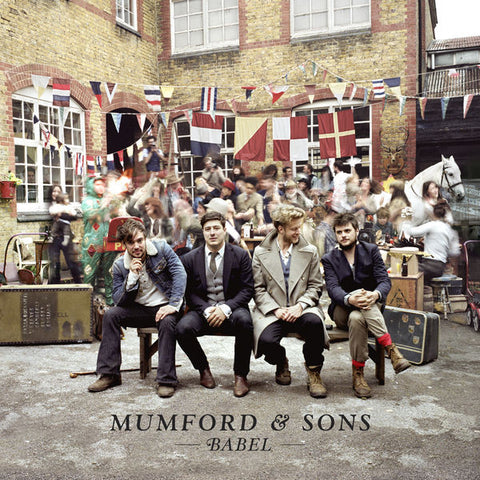 Mumford & Sons: Babel Vinyl LP