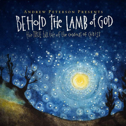 Andrew Peterson: Behold The Lamb of God 2-Disc Set