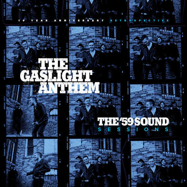 The Gaslight Anthem: The '59 Sound Sessions CD