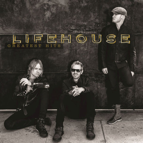 Lifehouse: Greatest Hits CD