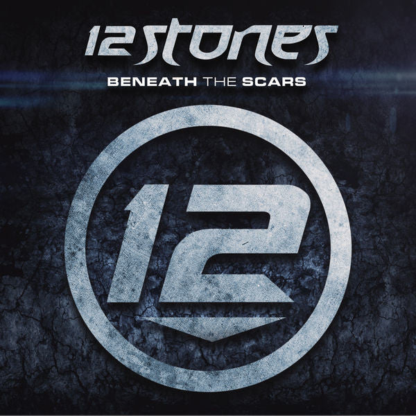 12 Stones: Beneath The Scars CD