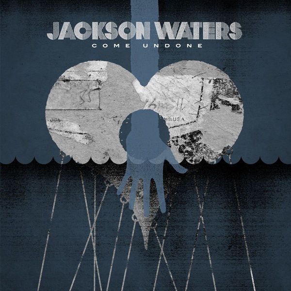 Jackson Waters: Come Undone CD