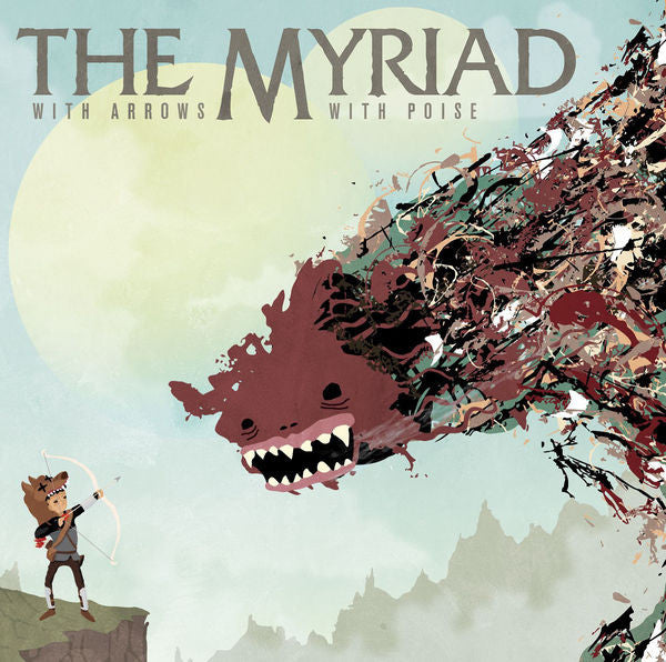 The Myriad: With Arrows, With Poise CD