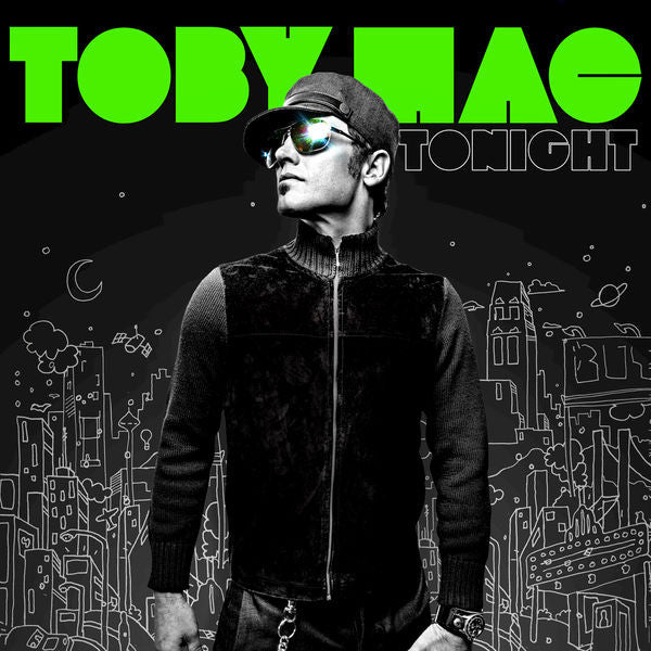 Tobymac: Tonight Deluxe Vinyl LP