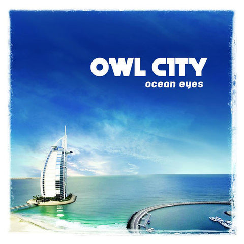 Owl City: Ocean Eyes Vinyl