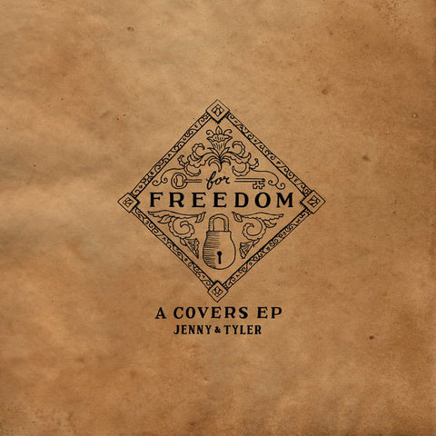 Jenny & Tyler: For Freedom - A Covers EP CD